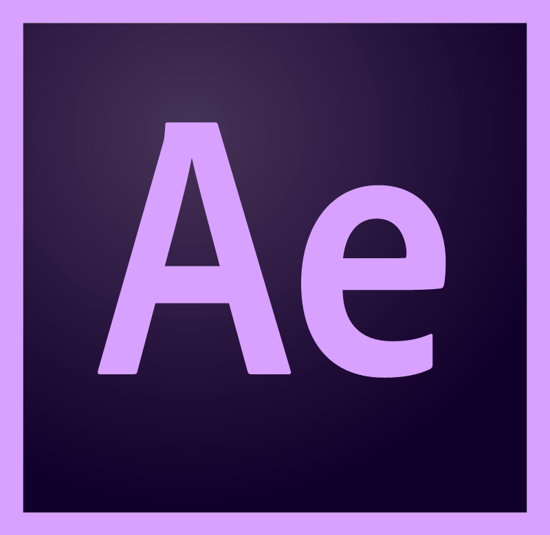 After Effects CC vector logo