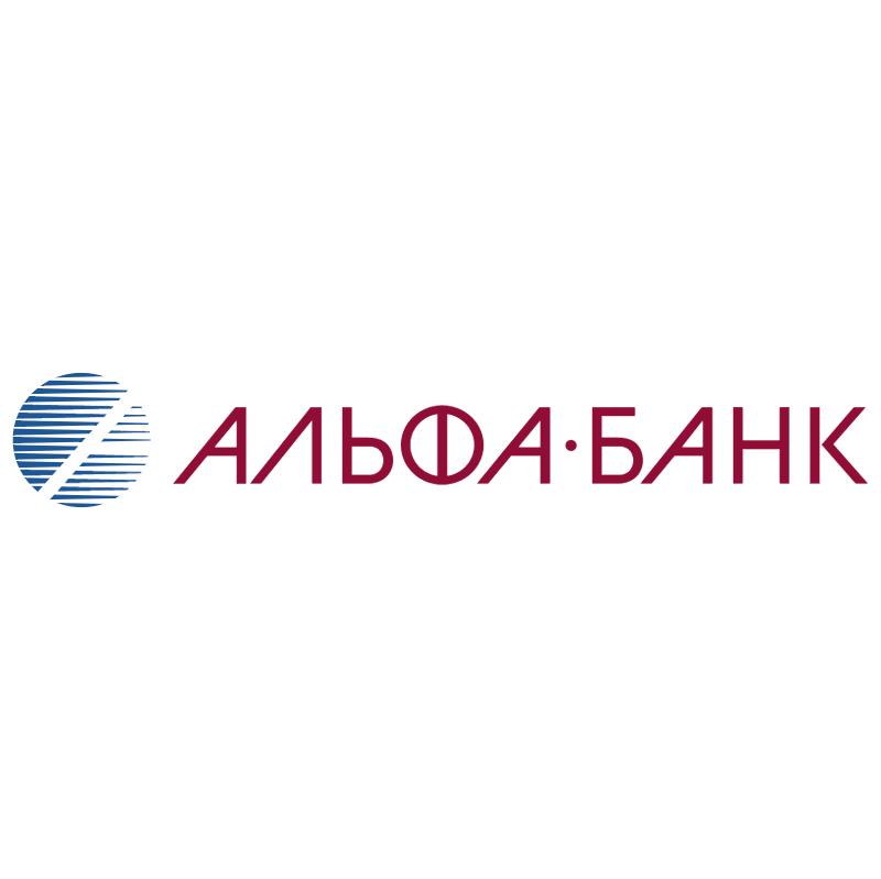 Alfa Bank 592 vector