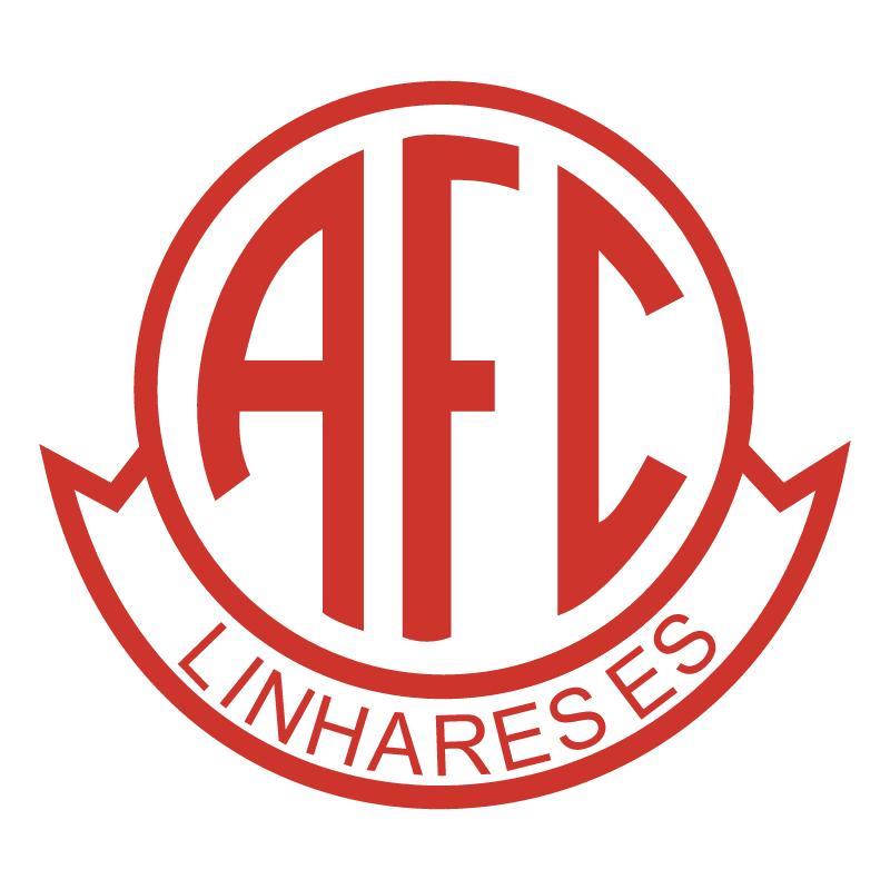 America Futebol Clube de Linhares ES vector