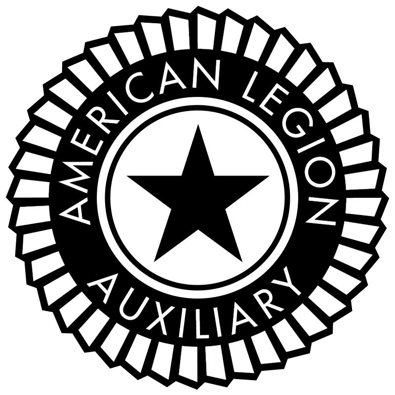 American Legion Auxiliary vector