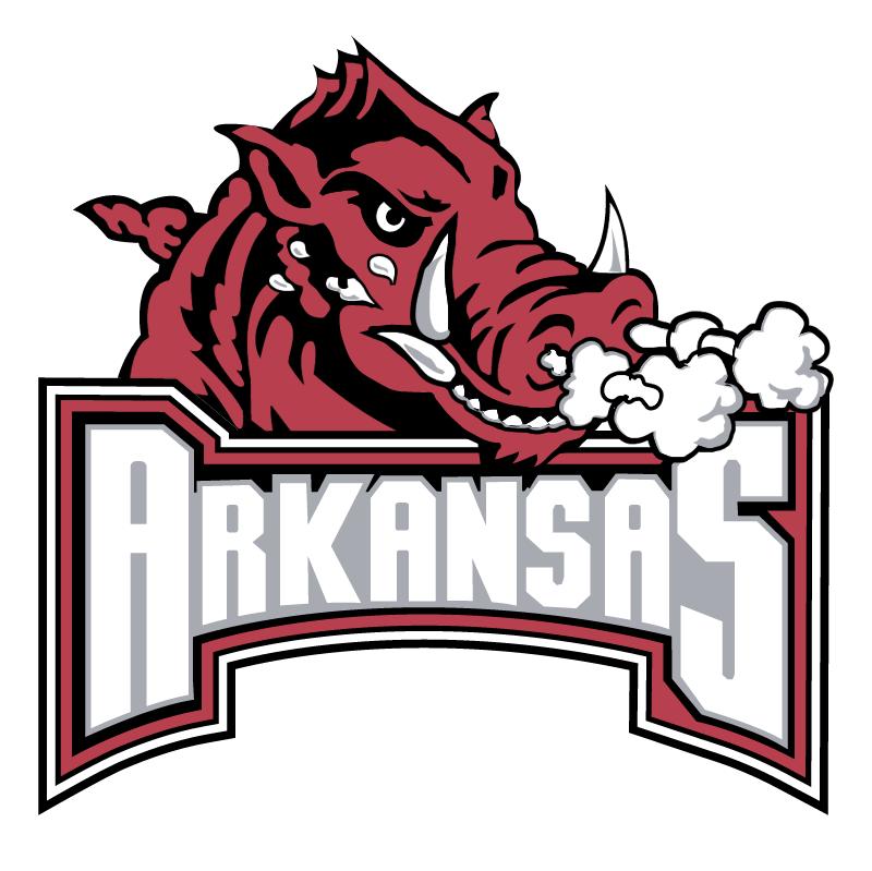 Arkansas Razorback 73905 vector