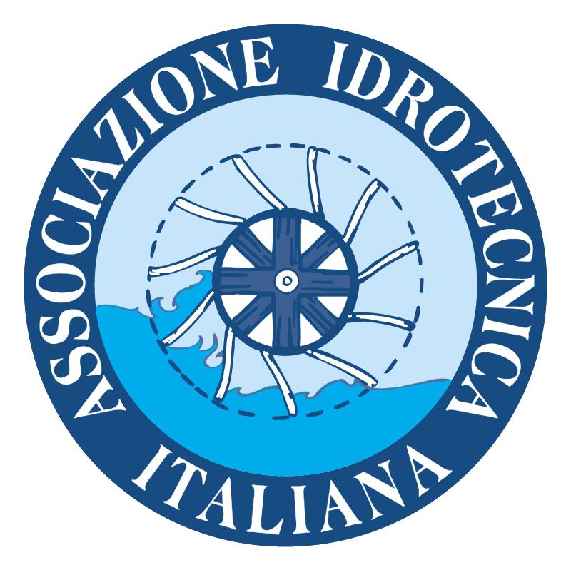 Associazione Idrotecnica Italiana vector