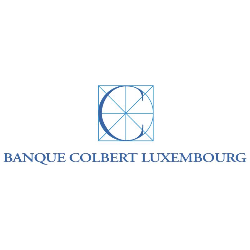 Banque Colbert Luxembourg 39151 vector