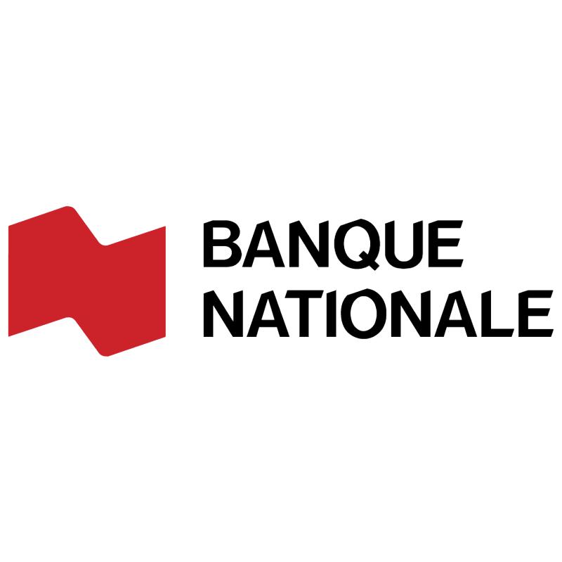 Banque Nationale 823 vector