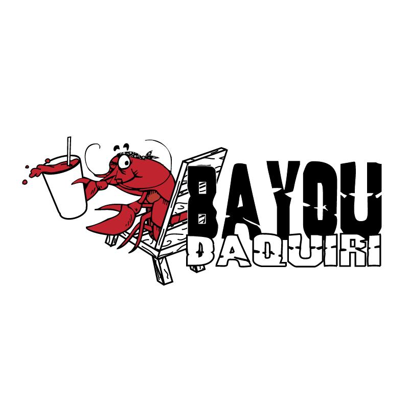 Bayou Daiquiri vector