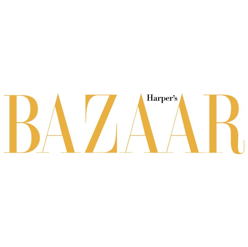 Bazaar Harper's 844 vector