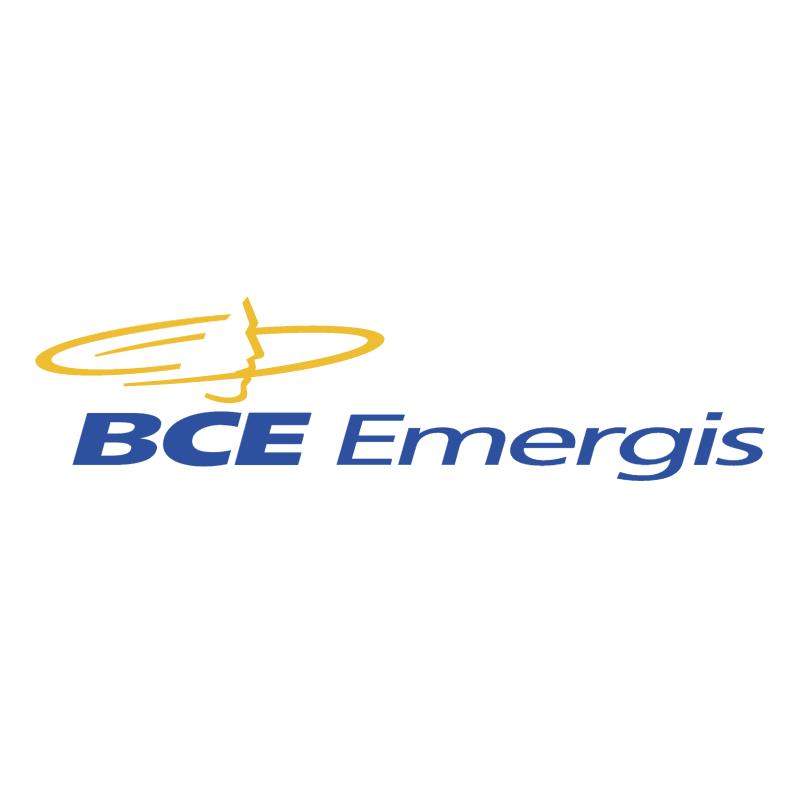 BCE Emergis vector logo