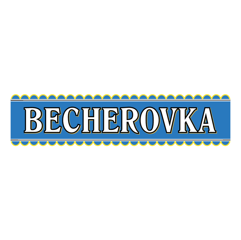 Becherovka 51691 vector