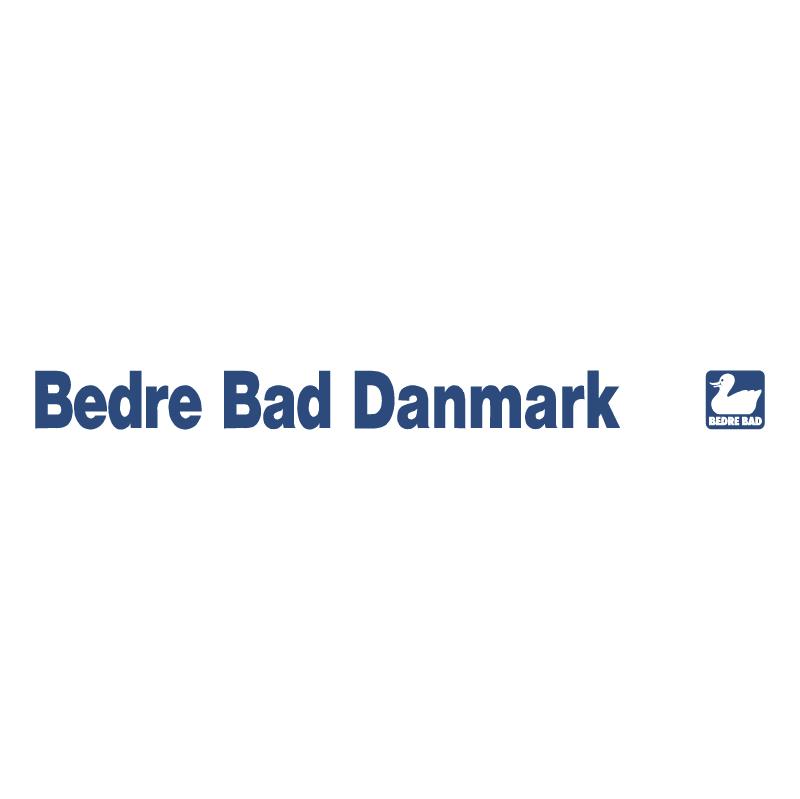 Bedre Bad Danmark vector