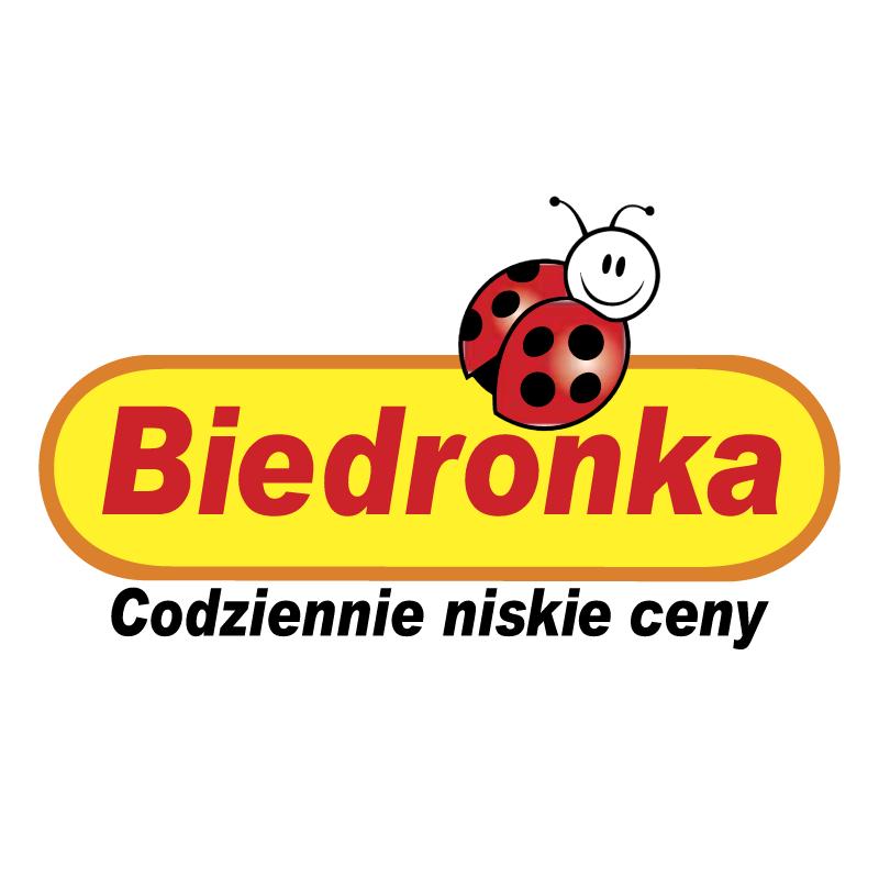 Biedronka vector