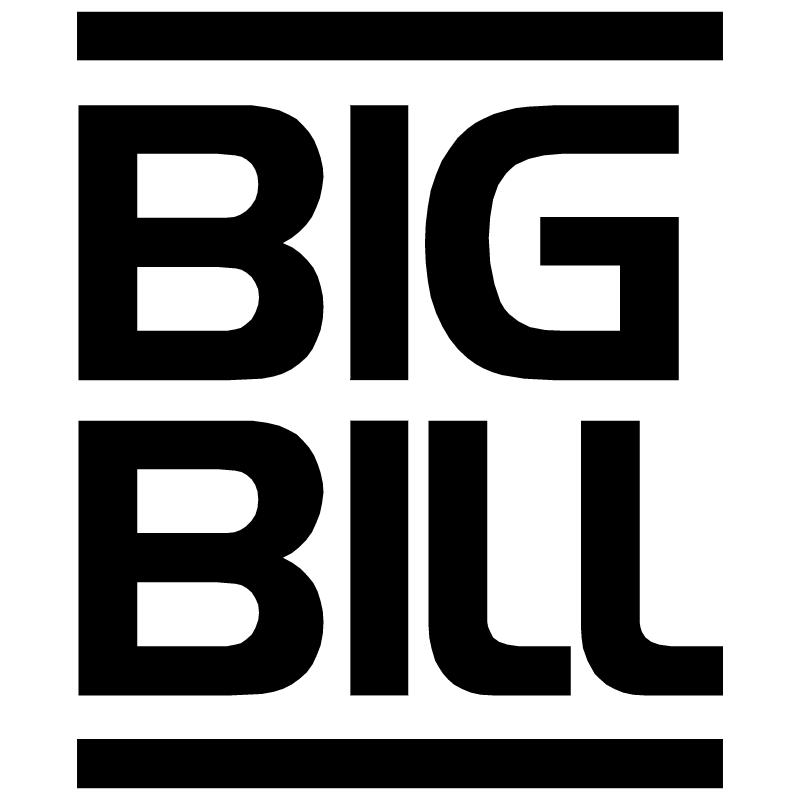 Big Bill 885 vector