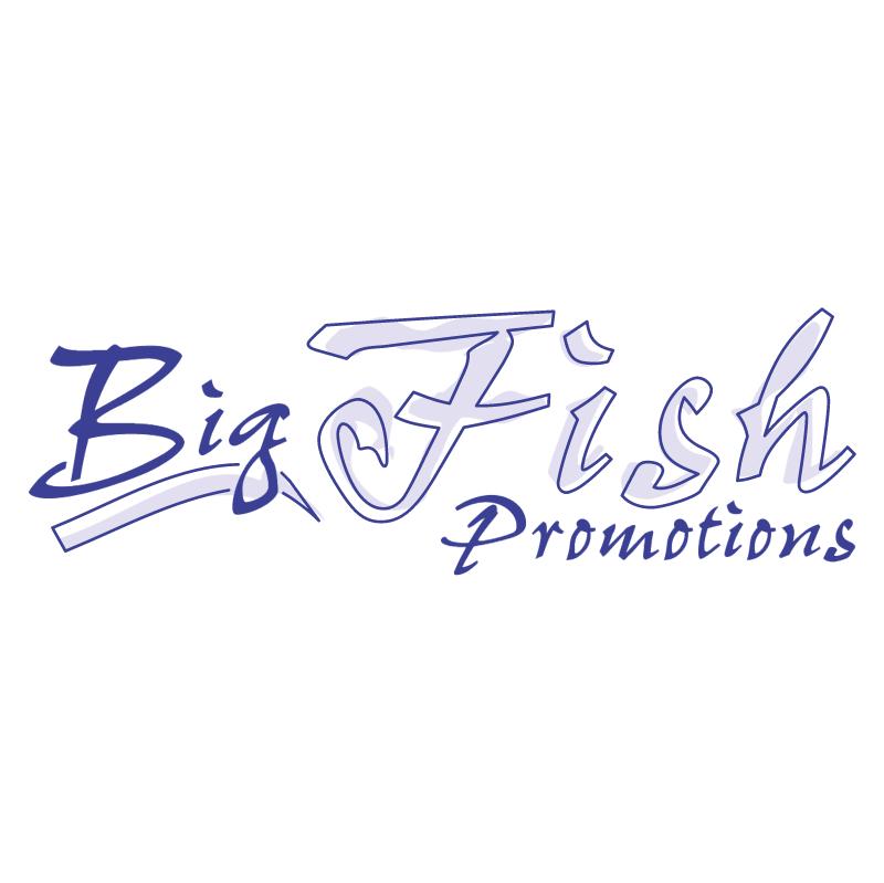 Big Fish Promotions 37211 vector