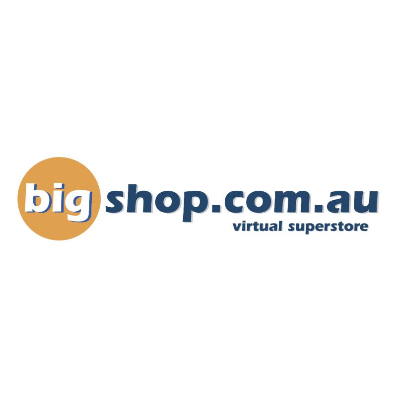 Bigshop com au vector