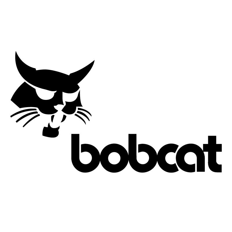 Bobcat vector logo