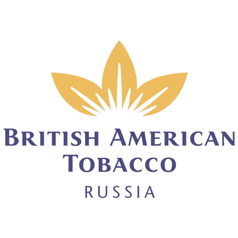 British American Tobacco Russia vector