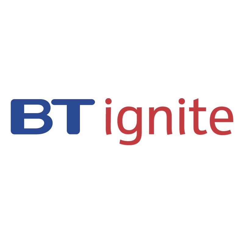 BT Ignite 81768 vector logo