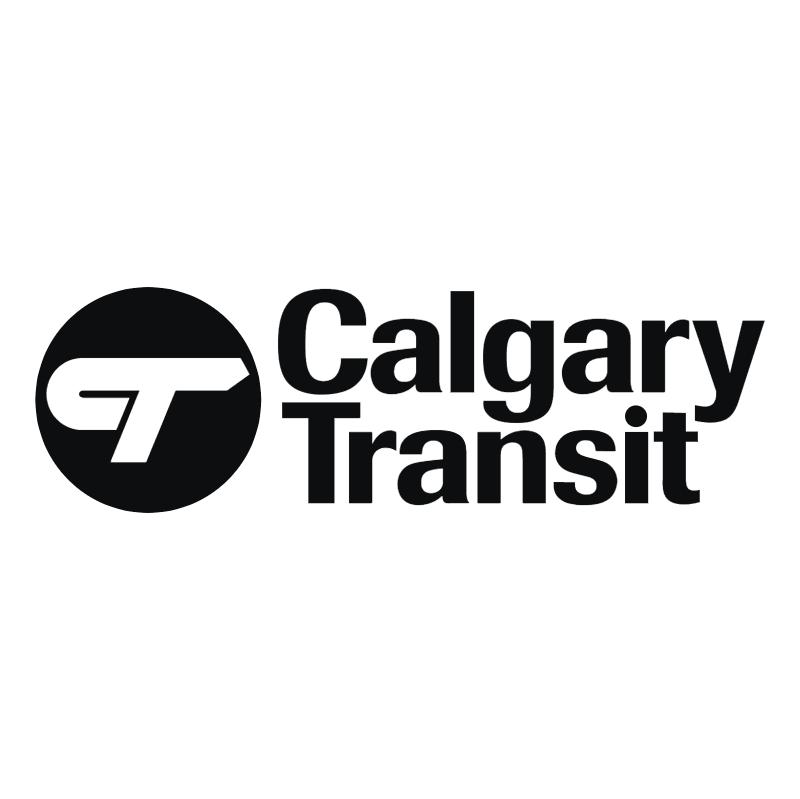 Calgary Transit vector