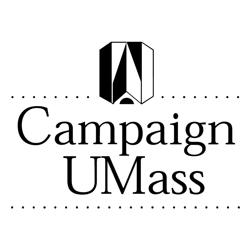 Campaign UMass vector