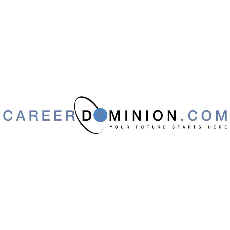 Career Dominion vector