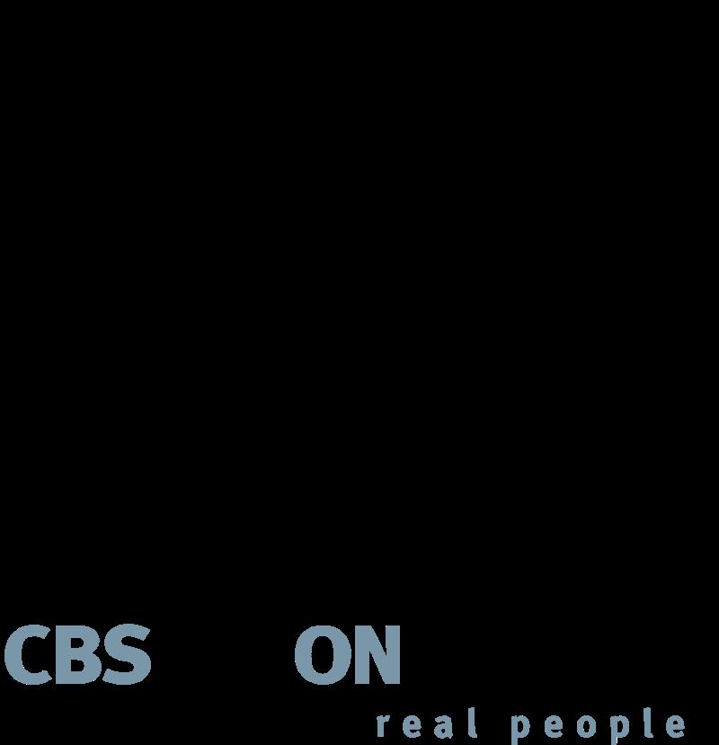 CBS EYE ON PEOPLE vector logo