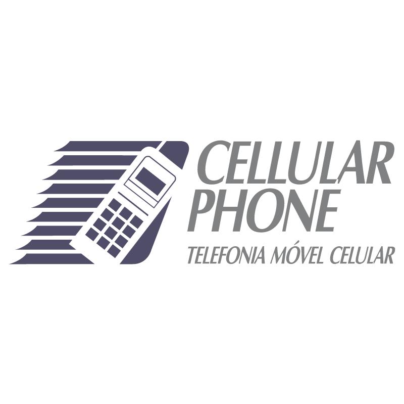 Cellular Phone 1134 vector