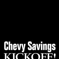 Chevrolet Savings Kickoff vector
