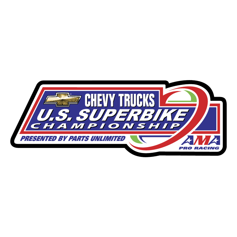 Chevy Trucks U S Superbike Championship vector