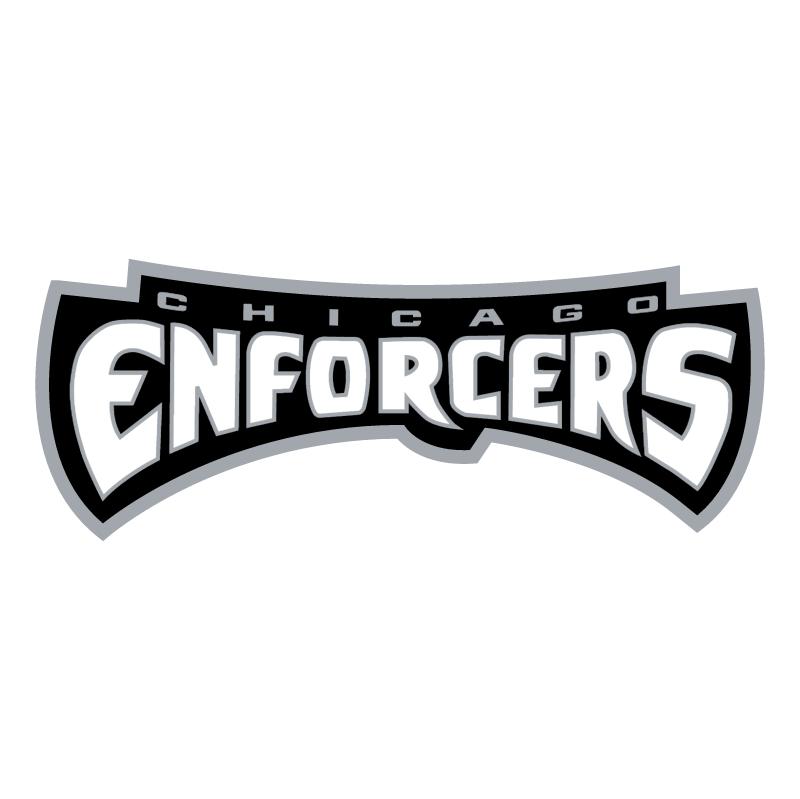 Chicago Enforcers vector