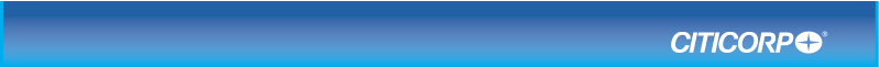 Citicorp logo2 vector