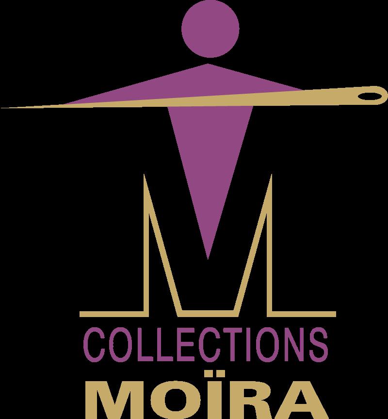 Collections Moira logo vector