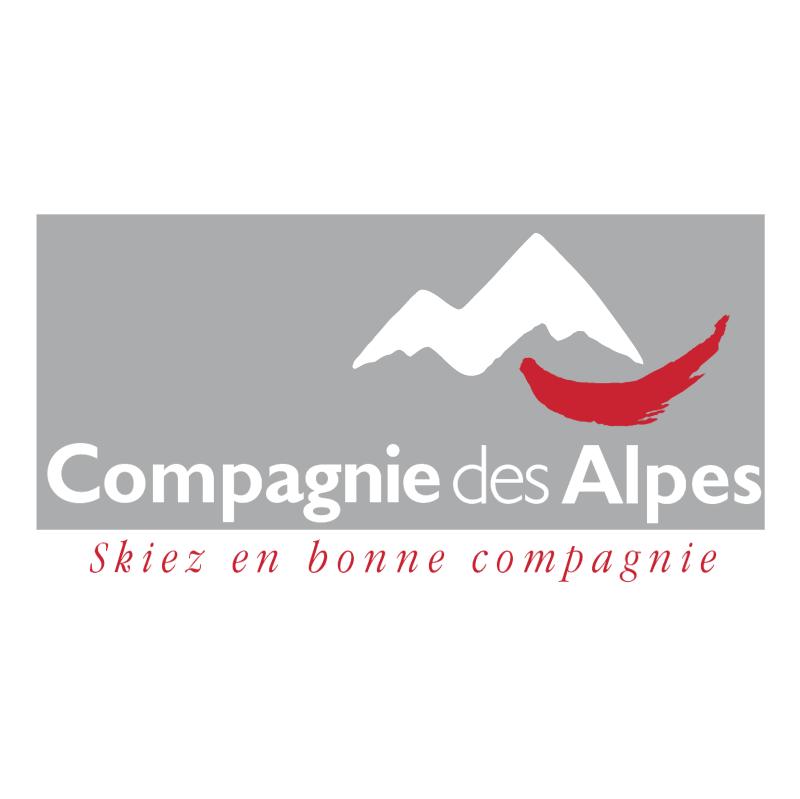 Compagnie des Alpes vector