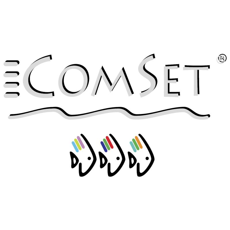 ComSet vector logo