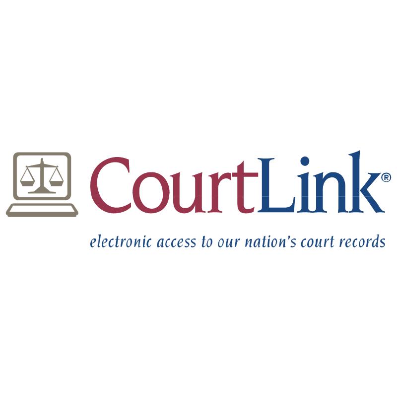 CourtLink vector