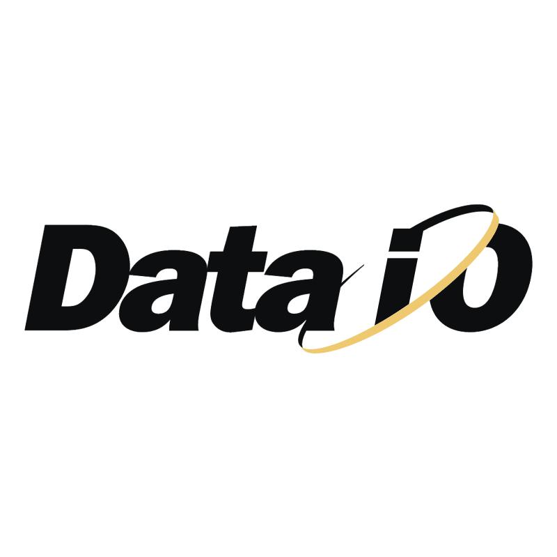 Data I O vector logo