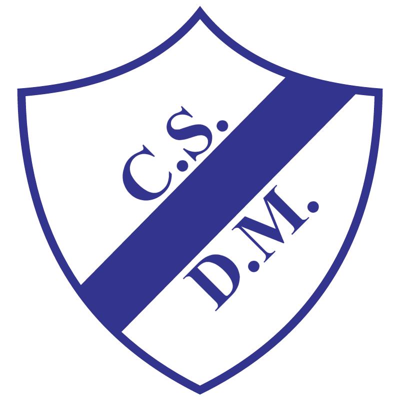 Deportivo Merlo vector