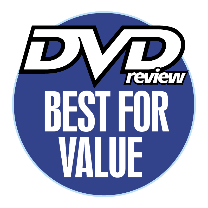 DVD review vector