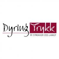 Dyring Trykk vector