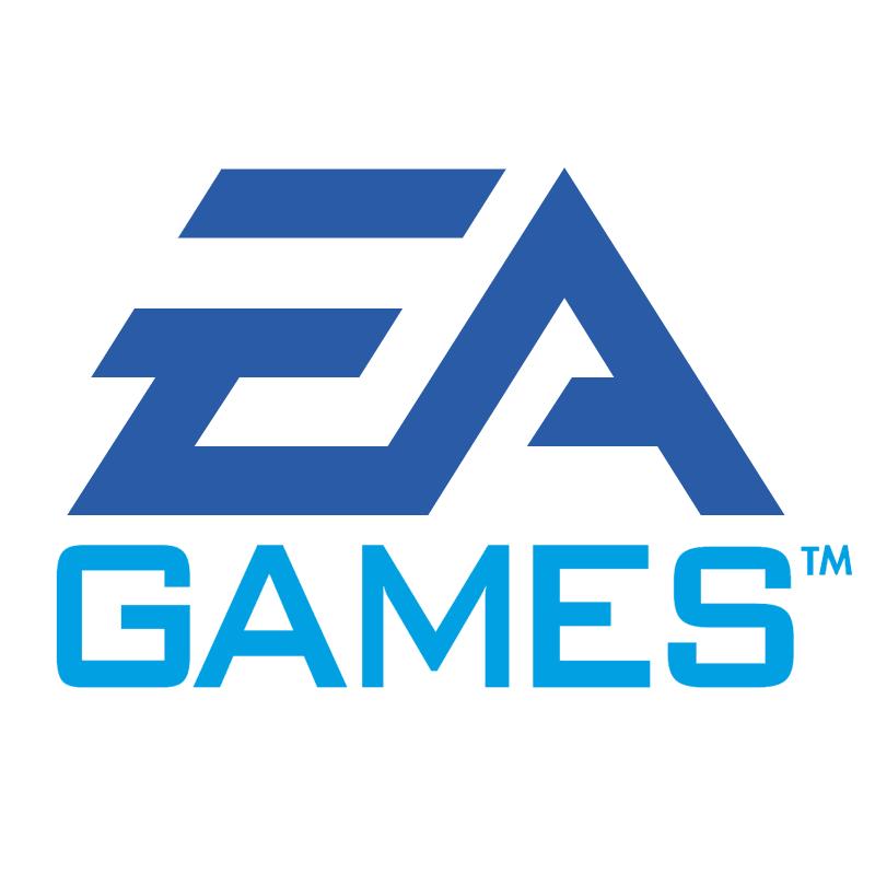 EA Games vector logo