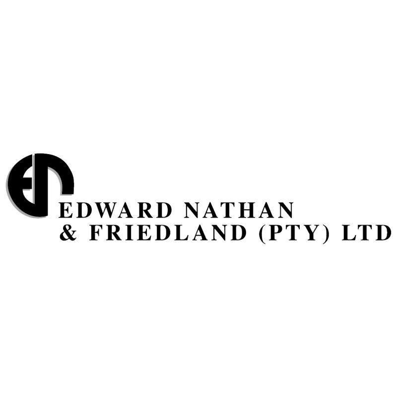 Edward Nathan & Friedland vector logo