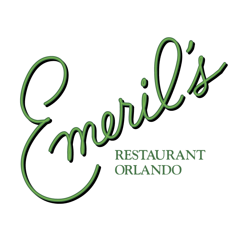 Emeril's Restaurant vector
