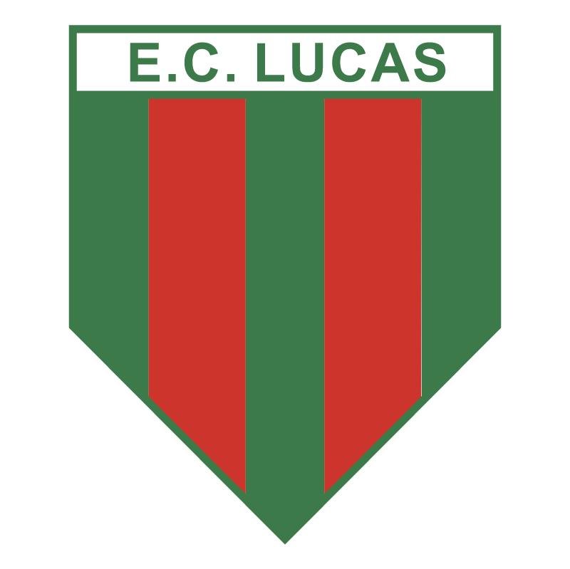Esporte Clube Lucas do Rio de Janeiro RJ vector