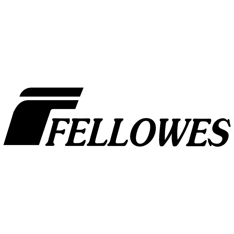 Fellowes vector logo