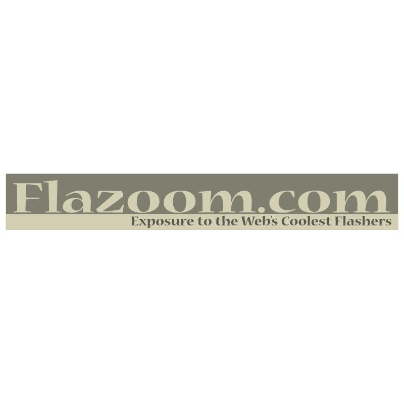 Flazoom com vector