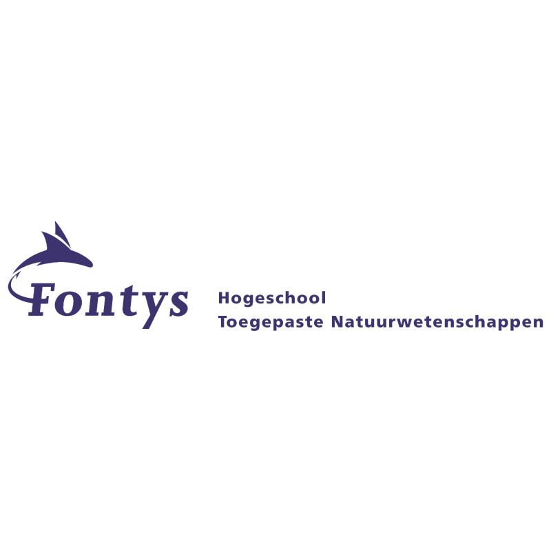 Fontys Hogeschool Toegepaste Natuurwetenschappen vector