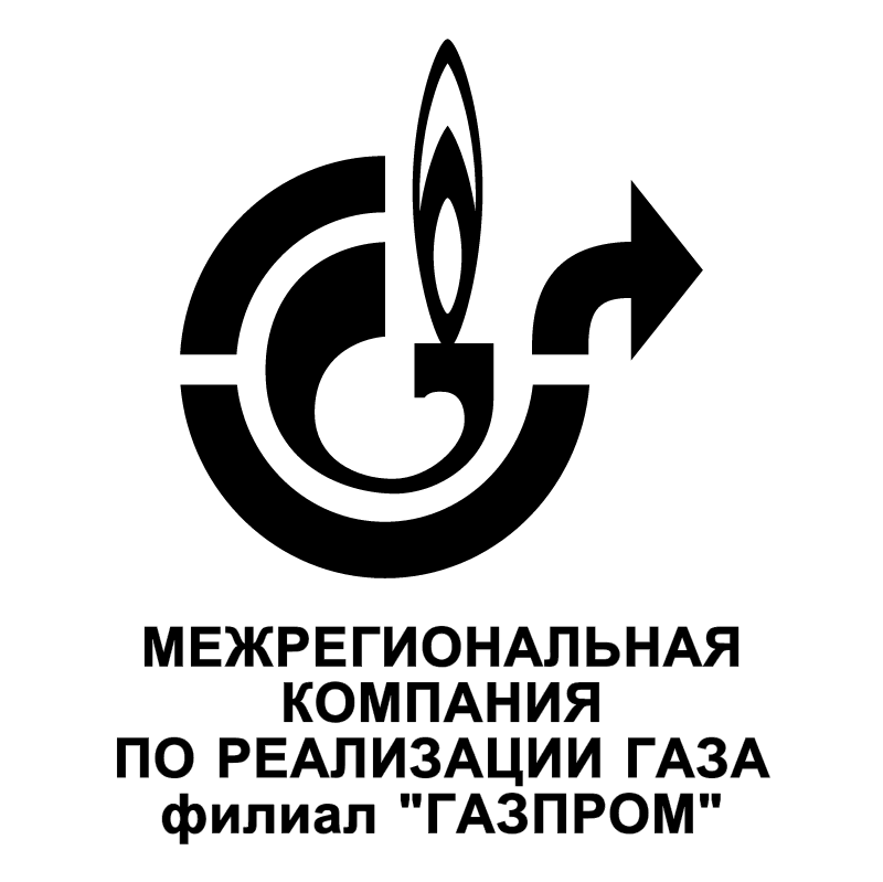 Gazprom Filial vector