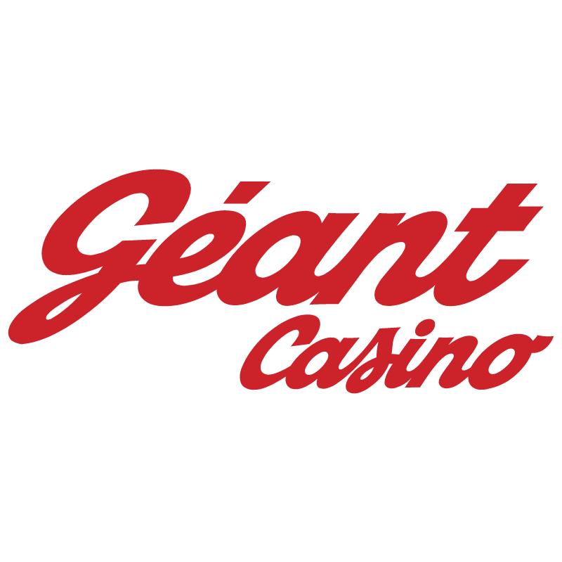 Geant Casino vector