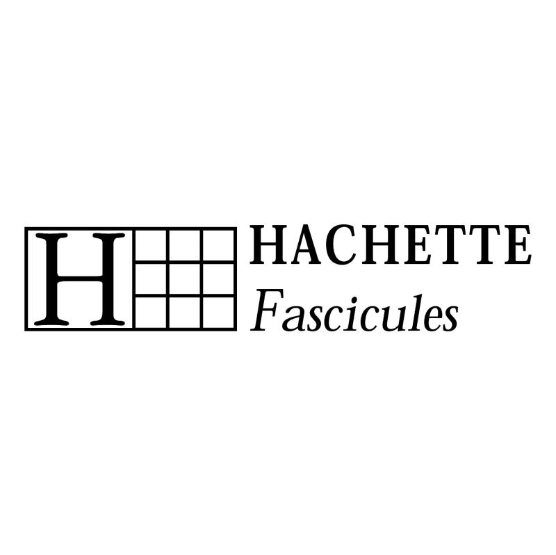 Hachette Fascicules vector
