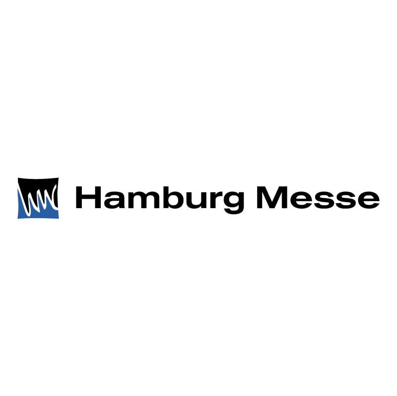 Hamburg Messe vector