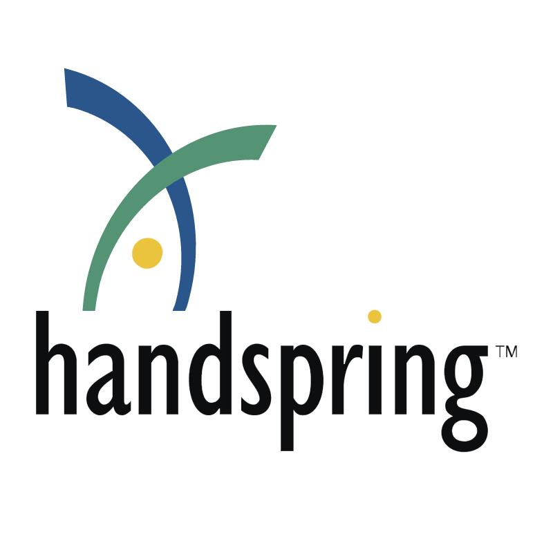 Handspring vector