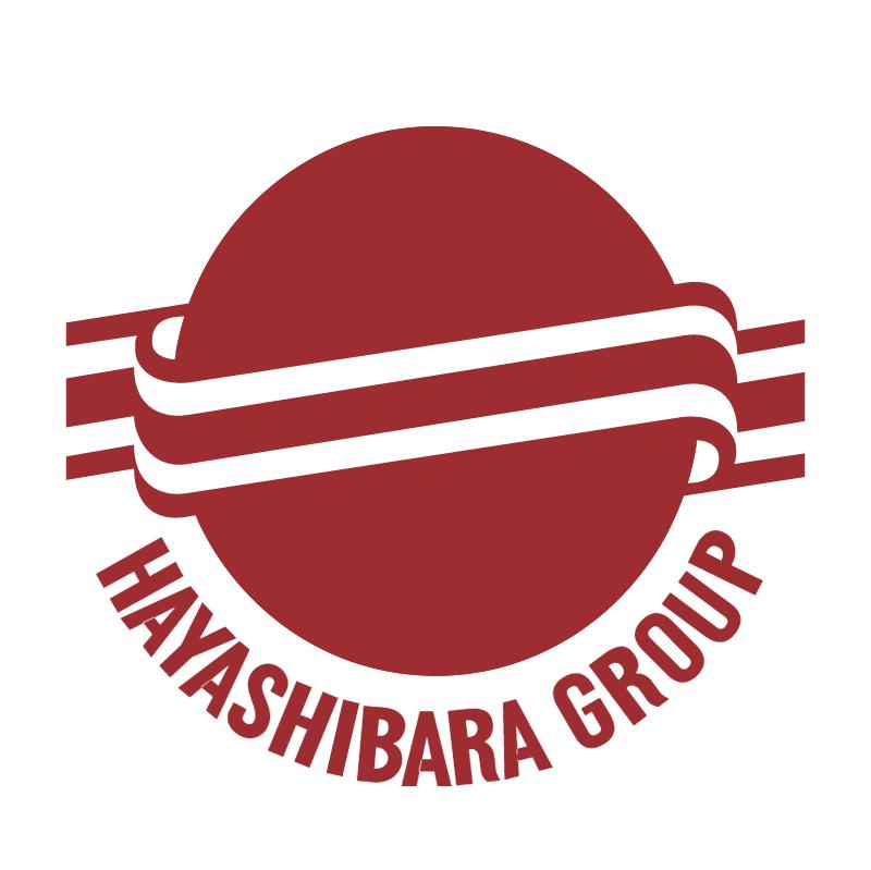 Hayashibara Group vector logo
